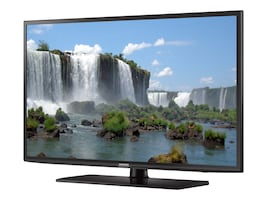 Samsung 55 J6201 Full HD LED-LCD Smart TV, Black, UN55J6201AFXZA, 33100323, Televisions - Consumer