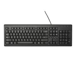 HP Classic Keyboard, WZ972AA#ABA, 12858872, Keyboards & Keypads