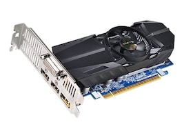 Gigabyte Tech GeForce GTX 750 TI PCIe Overclocked Graphics Card, 2GB GDDR5, GV-N75TOC-2GL, 17684841, Graphics/Video Accelerators