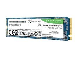 Seagate 512GB BarraCuda 510 Internal Solid State Drive, ZP512CM30041, 37313377, Solid State Drives - Internal