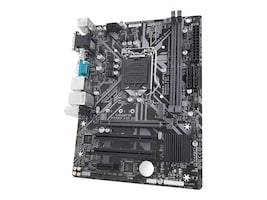 Gigabyte Technology H310M S2P 2.0 Main Image from Right-angle