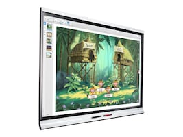 SMART 65 SMART Board 4K Ultra HD LED-LCD Touchscreen Display with Learning Suite, SPNL-6265-V2, 34598434, Monitors - Large Format - Touchscreen/POS