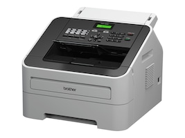 Brother IntelliFax-2840 High-Speed Laser Fax, FAX2840, 15483594, Fax Machines