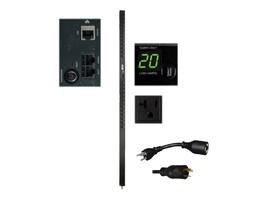 Tripp Lite Metered Power Distribution Unit 120V Switched (24) 5-15 20R Outlet, PDUMV20NET, 8456707, Power Distribution Units