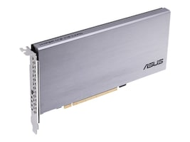 Asus HYPER M.2 X16 CARD Main Image from Left-angle