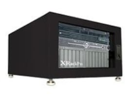 Gizmac XRackPro2 6U Noise Reduction Enclosure, Black, XR-NRE2-6U-US-BLK, 7557021, Racks & Cabinets