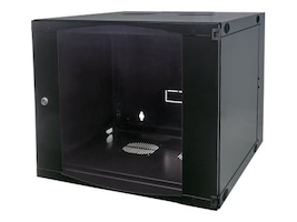 Intellinet 12U 19 Double Section Wall Mount Cabinet, 713863, 35619815, Racks & Cabinets