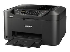 Canon MAXIFY MB5120 Wireless Small Office All-In-One Printer, 0960C002, 32400164, MultiFunction - Ink-Jet