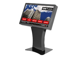 NEC 42 Full HD LED-LCD Touchscreen Landscape Kiosk, Silver, NEC-KIOSK-LAND-S, 32655280, Monitors - Large Format - Touchscreen/POS