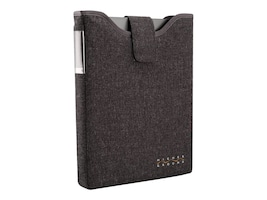 Shaun Jackson Drop-in Case 11, Gray, DROP11GRY, 31504017, Carrying Cases - Notebook