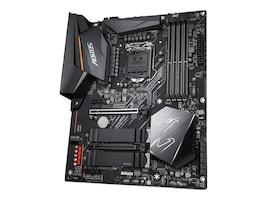 Gigabyte Technology Z490 AORUS ELITE Main Image from Right-angle