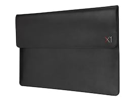 Lenovo CASE BO X1 CARB YOGA LTHR SLEEVE, 4X40U97972, 37312921, Carrying Cases - Other