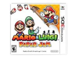 Nintendo Mario and Luigi Paper Jam, 3DS, CTRPAYNE, 30911631, Video Games