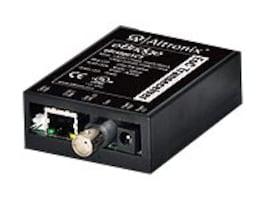 Altronix IP over Coax Solution, eBridge1CR Receiver and eBridge1CT Transceiver Kit, EBRIDGE1CRT, 17657113, Network Extenders