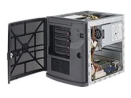 Supermicro Barebones, SuperServer 5028D-TN4T MT Xeon D-1540 2.0GHz Max.128GB DDR4 4x3.5 HS Bays 2x10GbE 250W, SYS-5028D-TN4T, 19910362, Barebones Systems