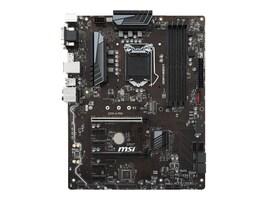 Microstar Motherboard, Z370-A Pro, Z370-A PRO, 34611150, Motherboards