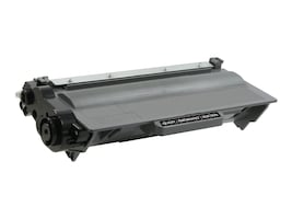 V7 TN750 Black High Yield Replacement Toner Cartridge for Brother, V7TN750, 17341565, Toner and Imaging Components