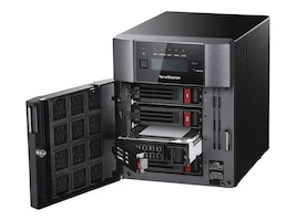 BUFFALO TeraStation 5410DN Desktop 16TB NAS Hard Drives included, TS5410DN1604, 33591572, Network Attached Storage