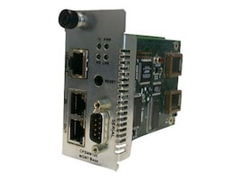 Transition 0-Port SNMP Managment Module F 18, CPSMM-200, 220007, Network Device Modules & Accessories