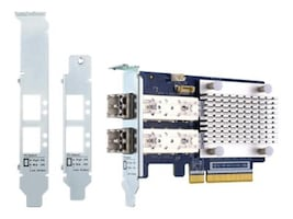 Qnap 16G FIBRE CHANNEL HOST BUS ADAPTER, 2 X, QXP-16G2FC, 37730576, Controller Cards & I/O Boards