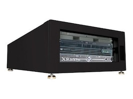 Gizmac XRACKPRO2 4U NOISE REDUCTION, XR-NRE2-4U-US-BLK, 41058924, Rack Mount Accessories