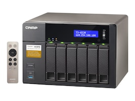 Qnap TS-653A-4G-US Main Image from Right-angle