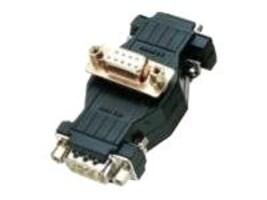 Black Box Data Tap, DB9, (3) DB9 Connectors, MFM, FA149A, 12270788, Network Test Equipment