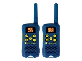 Motorola MG160A Talkabout 2-Way Radio - Dark Blue, MG160A, 15621352, Two-Way Radios