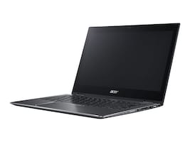 Acer Spin 513-52N-8326 Core i7-8550U 1.8GHz 8GB 256GB SSD ac BT FR WC 13.3 FHD MT W10P64, NX.GR7AA.015, 35977516, Notebooks - Convertible