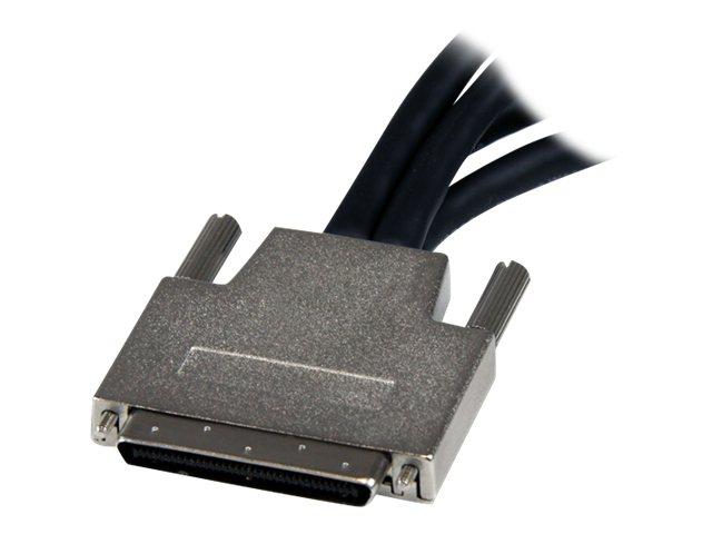 NEW NVIDIA VHDCI to Quad 4x DVI-D Splitter Converter Breakout Cable 030-0230-000
