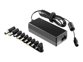 Aluratek Universal AC Power Adapter for Laptops & Netbooks, (9) Tips, ANPA01F, 33212464, AC Power Adapters (external)