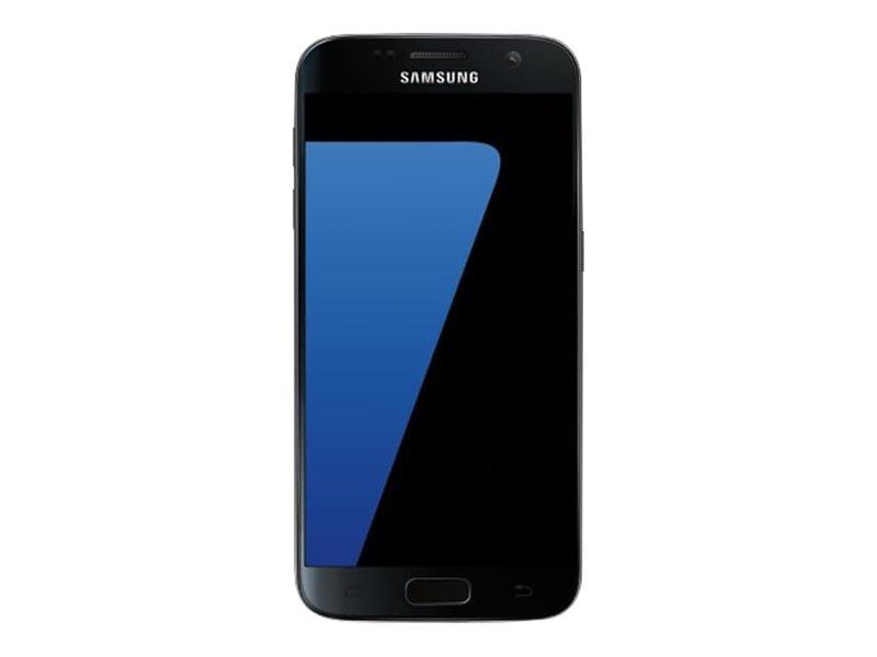 Samsung Galaxy S7 Smartphone, 32GB - Black Onyx (Unlocked), SM-G930UZKAXAA, 32145651, Cell Phones