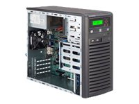 Supermicro SYS-5038D-I Main Image from Left-angle