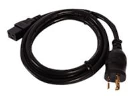 Raritan Power Cord, NEMA-L6-20P to IEC C-19 Input, 2m, PXI-L620PC19-2M, 11726561, Cables