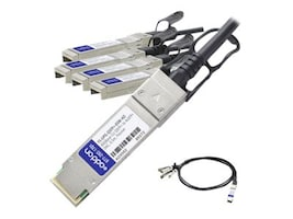 ACP-EP Memory F5-UPG-QSFP+-05M-AO Main Image from Left-angle
