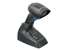 Datalogic QD2131 w  90A052258 Cable Stand Kit, USB, Black, QD2131-BKK1S, 30710767, Bar Code Scanners