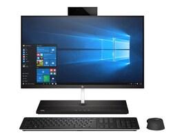 HP EliteOne 1000 G2 AIO Core i5-8500 3.0GHz 8GB 256GB SSD UHD630 ac BT 2xDP HDMI FR WC 23.8 FHD W10P, 4HX50UT#ABA, 35800374, Desktops - All-in-One