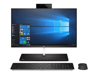 HP EliteOne 1000 G2 AIO Core i5-8500 3.0GHz 8GB 256GB SSD UHD630 ac BT 2xDP 1xHDMI FR WC 23.8 FHD W10P, 4HX50UT#ABA, 35800374, Desktops - All-in-One