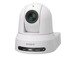Sony 4K 3G-SDI NDI STREAM 30X WHT PTZ CAM, BRCX400/W, 37544028, Cameras - Security