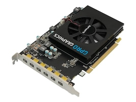 Sapphire AMD GPro 6200 PCIe 3.0 Graphics Card, 4GB GDDR5, 32258-00-21G, 35727744, Graphics/Video Accelerators