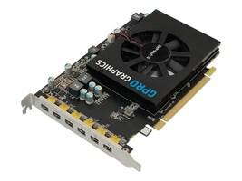 Sapphire GPRO 6200 4GB DDR5, 32258-00-21G, 35727744, Graphics/Video Accelerators