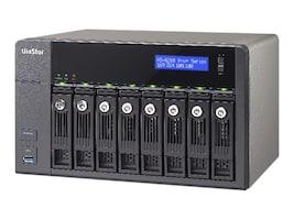 Qnap 8-Bay NVR 24-Channel Surveilance i3-4150 3.5GHZ 8GB DDR3 SATA 6GB s Hi-Def, VS-8224-PRO+-US, 33602059, Locks & Security Hardware