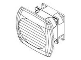 Middle Atlantic Single Fan Cabinet Cooler, 20cfm, 12VDC 100mA, CAB-COOL, 12206831, Cooling Systems/Fans