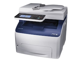 Xerox WorkCentre 6027 Multifunction Color LED Printer, 6027/NI, 18558150, MultiFunction - Laser (color)
