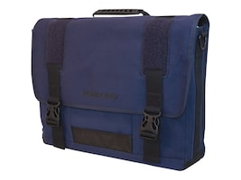 Mobile Edge 17.3 Eco-Friendly Laptop Messenger, Navy, MECME3, 35401859, Carrying Cases - Notebook
