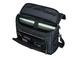 Stephen Gould Samsonite Modern Utility Messenger Bag, Charcoal Heather, 89579-5794, 34662230, Carrying Cases - Notebook