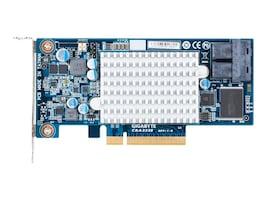 Gigabyte Tech SATA SAS 12GB LSI 3338-PD8 IB2924 HBA, CRA3338, 35159020, Host Bus Adapters (HBAs)