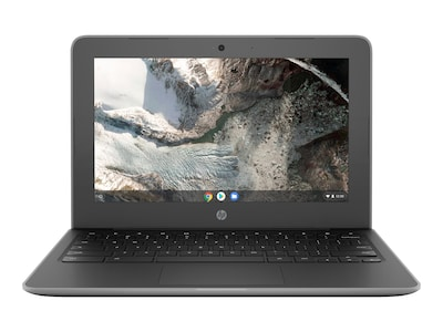 HP Chromebook 11 G7 EE 1.1GHz Celeron 11.6in display, 6QY22UT#ABA, 36797015, Notebooks