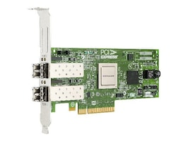 Lenovo Emulex 8Gb FC Dual-port HBA for System X, 42D0494, 8920354, Host Bus Adapters (HBAs)