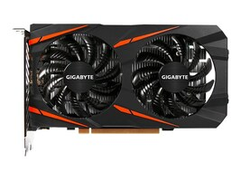 Gigabyte Technology GV-RX550GAMING OC-2GD Main Image from Front